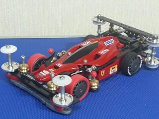 エアロアバンテ・Ferrari F189